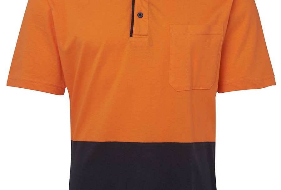 HI-VIS COTTON POLO