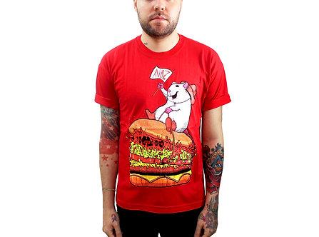 Camiseta Ratoburguer