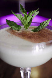 Mint Grasshoppper Cocktail