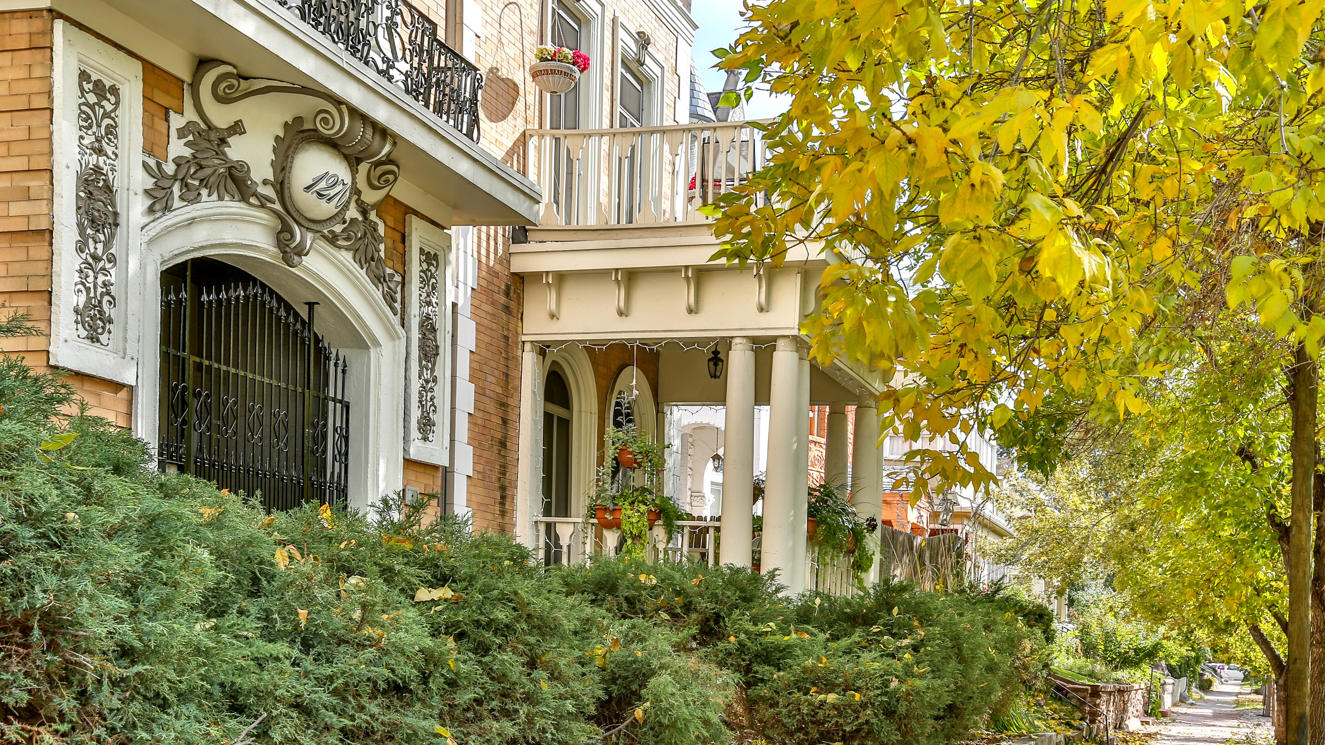 HISTORIC ELMAR CONDO IN CAPITAL HILL