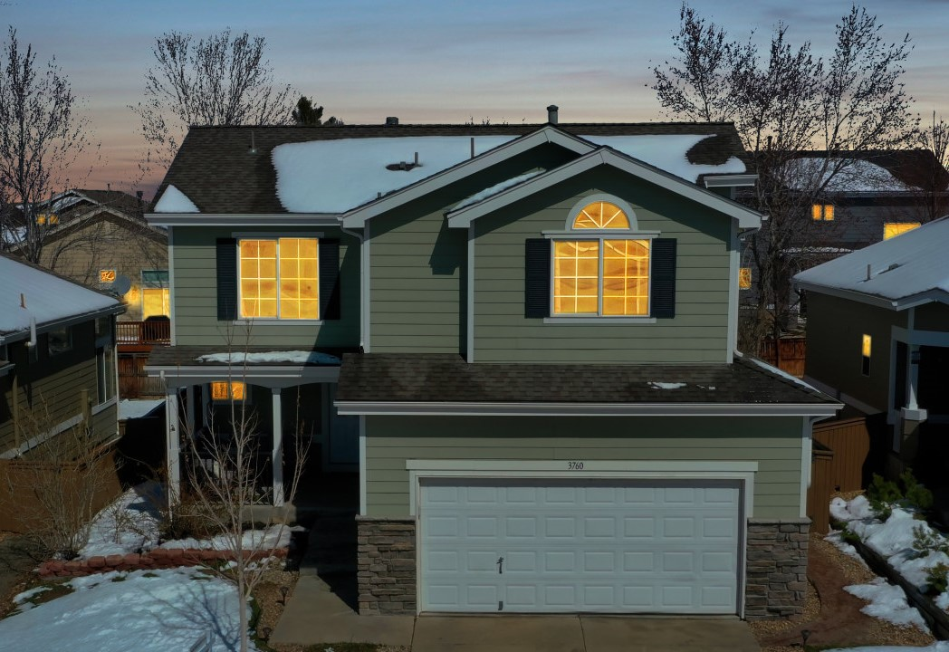 SOLD in Highlands Ranch