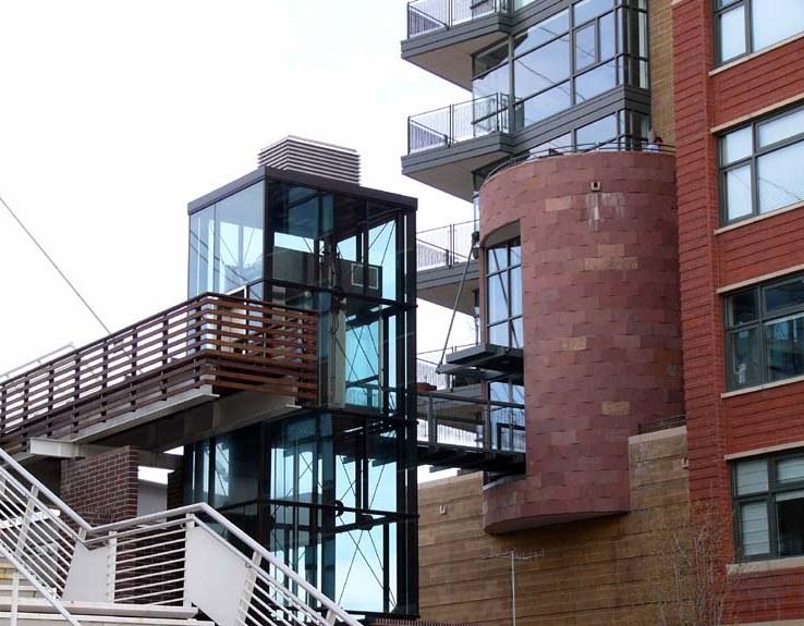 Promenade Lofts  | Riverfront Park