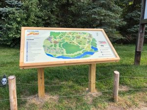 Potter Park Zoo Provides Braille Maps for Visitors