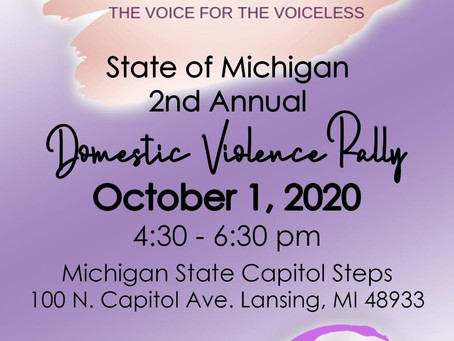 Voices of Color Domestic Violence Rally