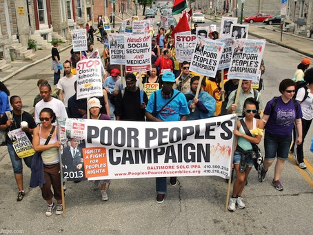There is No Time Like the Present-The Poor People's Campaign