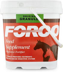 FORCO Feed Supplement Digestive Fortifier (5lb Granule)