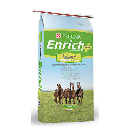 Purina Enrich Plus (prices vary locally)