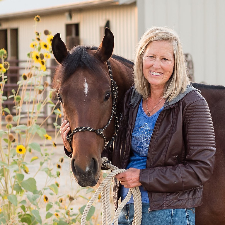 """""""Equine Enrichment Opportunities in Winter"""" with Alayne Blickle of Horses for Clean Water"""