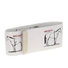 Horse & Pony Weight Tape