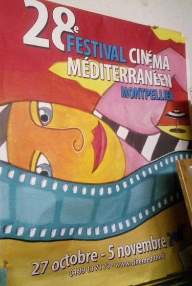 Affiche CINEMED 2006