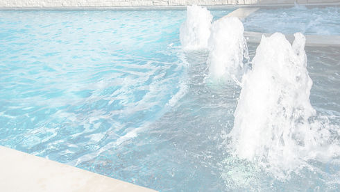 Pool water jets