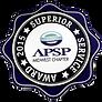 2015 Superior Service Award