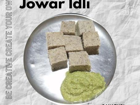 Jowar Idli