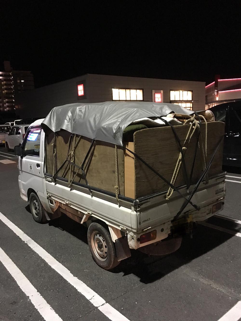 香川県高松市 夜間 不用品回収