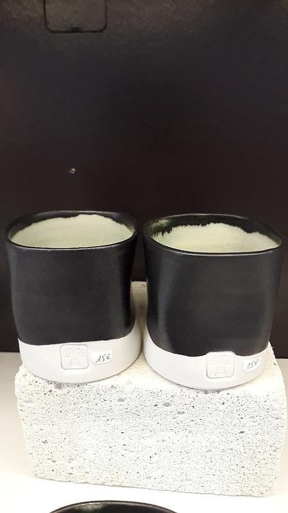 Tasse à café en porcelaine