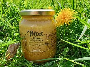 miel de fleurs des Pyrénées