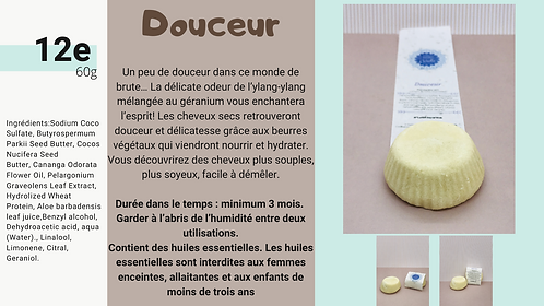 Shampoing Douceur