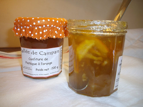 Confiture pastèque à l'orange 200g