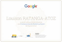 Certification-Google-Louison-Ratanga-Ato