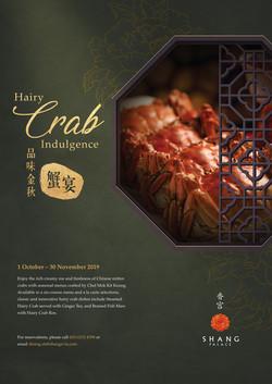HairyCrab_A2 Poster