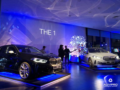 The 1 presentation in BMW Proa Premium