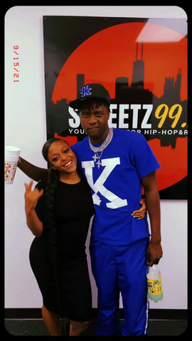 Bowling Green Kentucky's Lil Skoop Stopped By the Streetz during #ATPHourz!