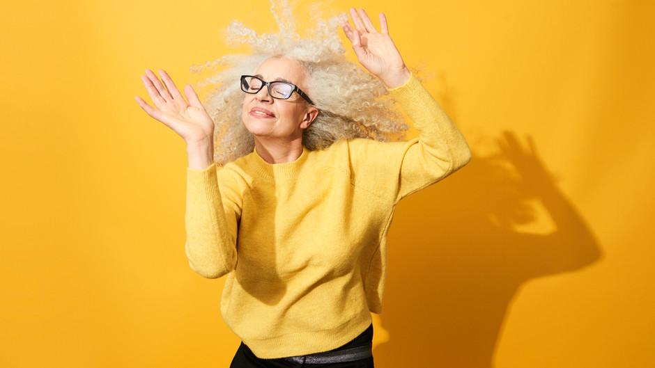Dance Like No One is Watching Grandma - 10 Healthy Benefits to Zumba