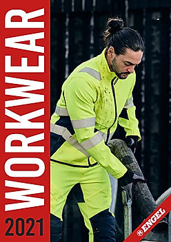 ENGEL WORKWEAR Katalog 2021
