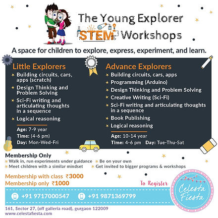STEM lab in Gurugram
