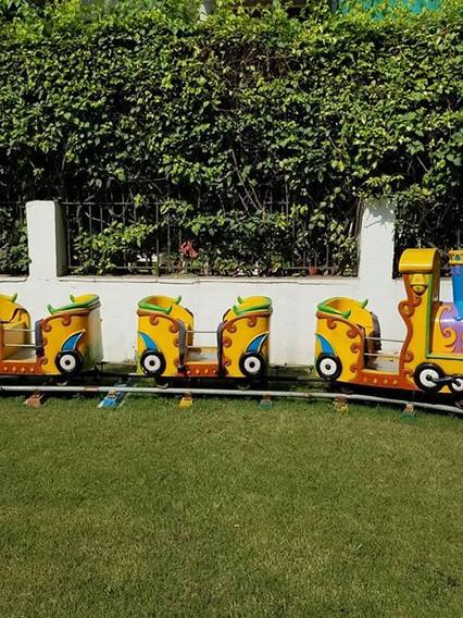 All aboard the choo choo train!!!_New ri