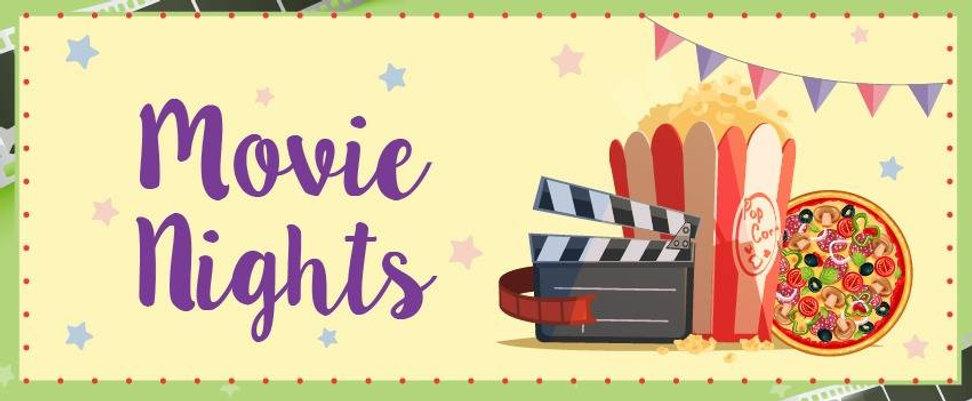 kids activity movie night