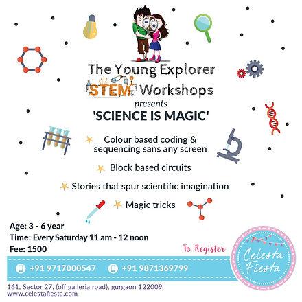 STEM classes in gurugram