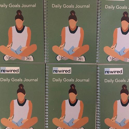 Team Pack - Daily Goals Journal