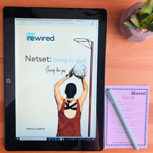 Netset: Going for Goal Ebook