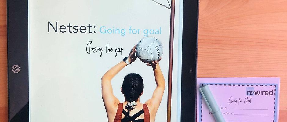 Netset: Going for Goal Ebook