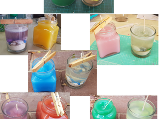 Beginner's Candle Making Class