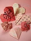 Heart Pocket Origami