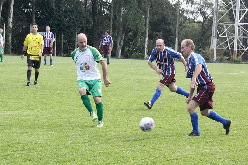 Em outro bom jogo da 6ª rodada, Pedancino e Conceição ficaram no empate em 2x2