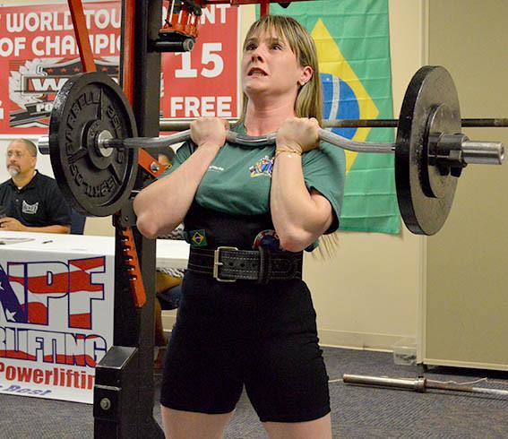 Atleta Angélica Berti confirma participação - Power Biceps