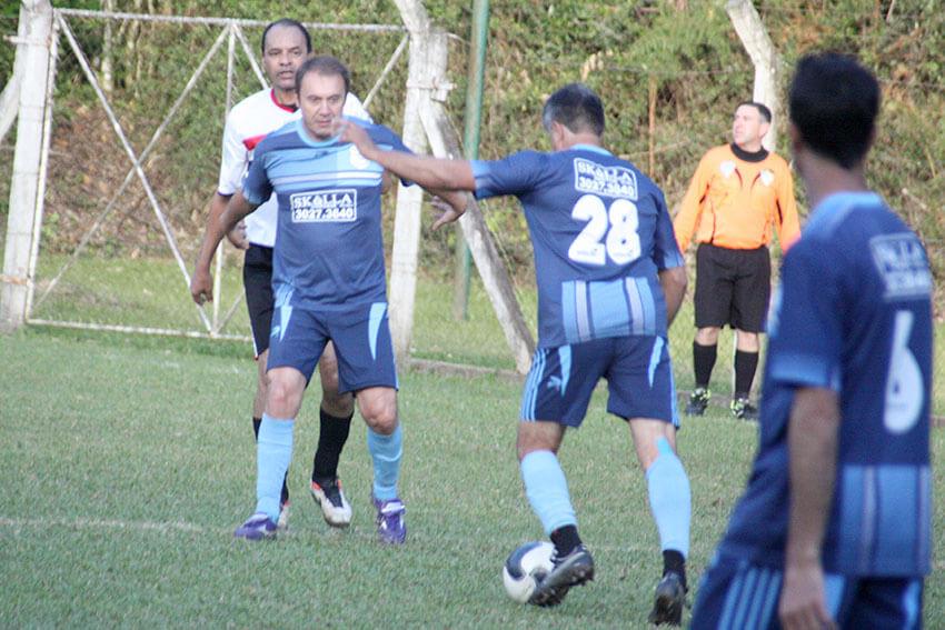 No jogo de ida, São Cristóvão e Forquetense ficaram no empate em 1x1