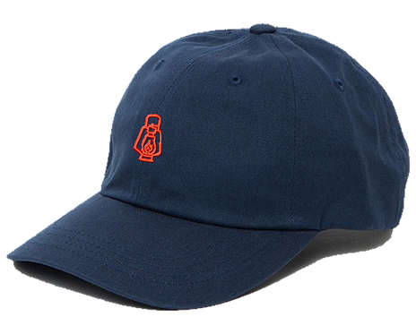 Project Lantern Logo Cap (Navy)