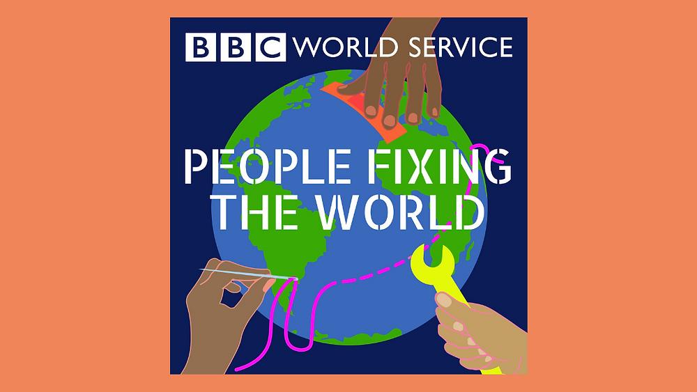 BBC People Fixing The World Logo