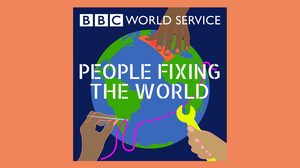 BBC People Fixing The World Logo
