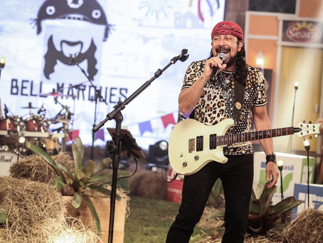 Bell Marques confirma live de São João, em junho!