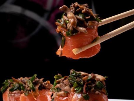 O Nukoni Sushi vai até você.