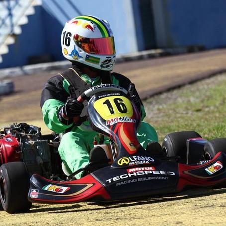 Primeira etapa do Campeonato Sergipano de Kart acontece neste sábado