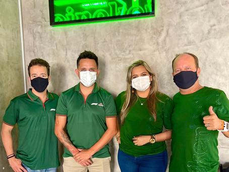 Carlos Maynard é escolhido pela Heineken para representar Sergipe em campanha beneficente