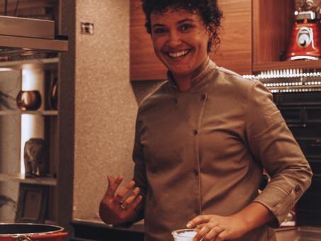 Chef Tâmara Cavalcante é campeã do Prêmio Nacional Dólmã