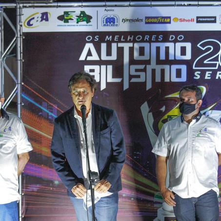 Em Aracaju, Presidente da CBA anuncia Copa Nordeste e Copa Brasil de Kart em Sergipe