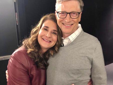 Bill Gates anuncia separação!!